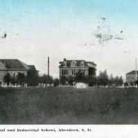 Northern Normal and Industrial School Postcard
