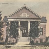 Original Alexander Mitchell library