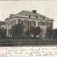 A.E. Boyd's Residence
